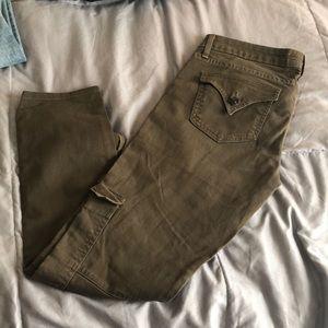 Hudson military skinny size 28